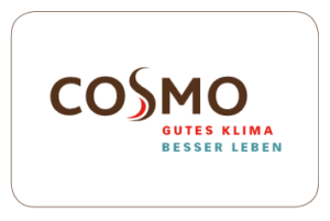 Logo der Firma Cosmo