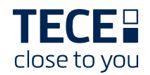 Logo der Firma Tece