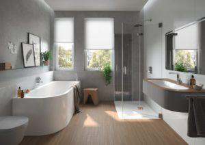 Badezimmer der Firma Kaldewei